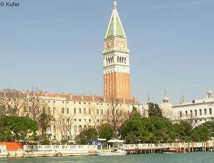 Venedig - Kirche Sans Giorgio Maggiore