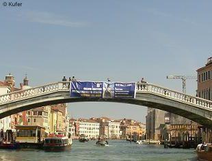 Venedig - Ponte degli Scalzi