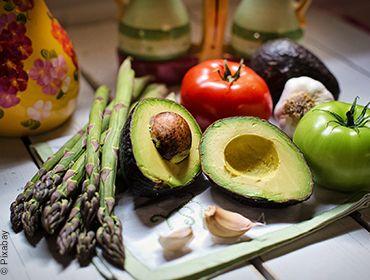 Gesunde Gemüselatte